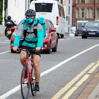 Deliveroo to hand out free air quality masks on Clean Air Day