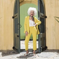 Fashion: Bright ideas - how to wear the summer tailoring trend