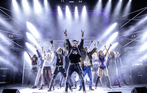 Review: A mischievous evening at Rock of Ages