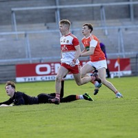 Derry and Tyrone battle it out in Ulster minor semi-final