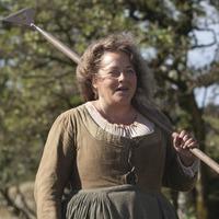 Poldark actress Beatie Edney apologises for 'mix-up'