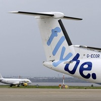 Flybe apologises after flight forced to return to Belfast city airport due to 'technical fault'