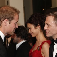 Royal family keeps close ties with James Bond franchise