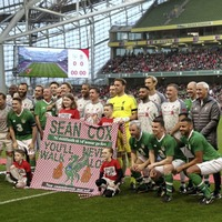 Liverpool FC Legends Charity Match raises €748,000 for Séan Cox Rehabilitation Trust