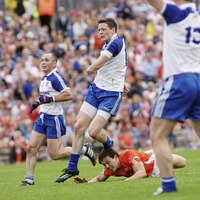 Monaghan and Armagh in for another derby tussle