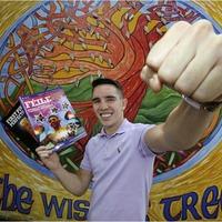 Boxer Conlan helps launch Féile An Phobail programme