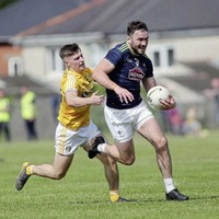 Awesome Kildare too strong for Antrim as Lenny Harbinson ponders future