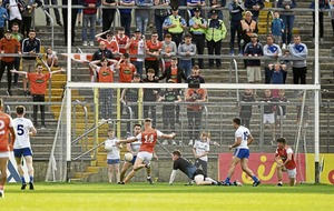 Impressive Armagh bring the curtain down on O'Rourke's reign