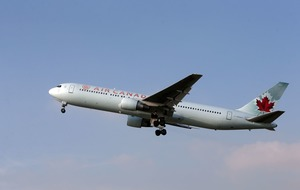 Air Canada reviewing how crew left passenger to wake up alone on parked plane
