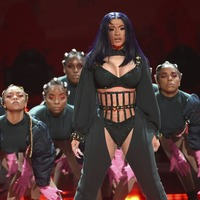 Cardi B wins album of the year at BET Awards