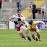 Antrim on right road despite heavy Kildare loss: James McAuley