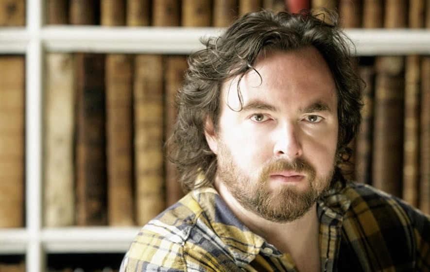 Glastonbury calls for Co Armagh crime writer Stuart Neville
