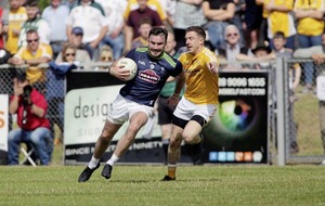 Antrim players split over talk of tiers: Lenny Harbinson