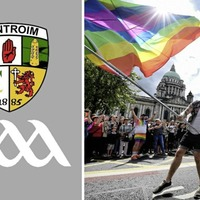 GAA 'would be delighted to attend Belfast Pride if invited', Antrim boss says