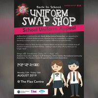 Can you donate or swap an item of school uniform in north Belfast to help another parent?