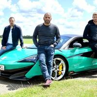 New Top Gear line-up scores highest launch figures since 2016