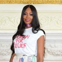 Naomi Campbell celebrates British Vogue editor's impact on industry