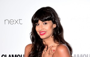 Jameela Jamil giving Kim Kardashian's body make-up a 'hard pass'