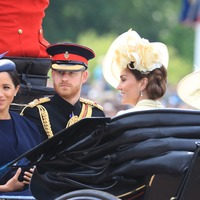 Sussexes outranked by the Cambridges and Harper Beckham on social power list