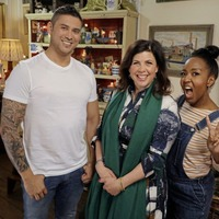 TV Quickfire: Rav Wilding on putting his artistic skills to the test in Kirstie's Celebrity Craft Masters