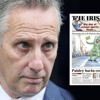 Funds agreed for group that lobbied Ian Paisley for councillor pay rise