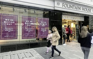 Embattled New Look goes £520m into red - but could open new Belfast store
