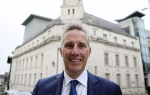 Ian Paisley has often been in the headlines