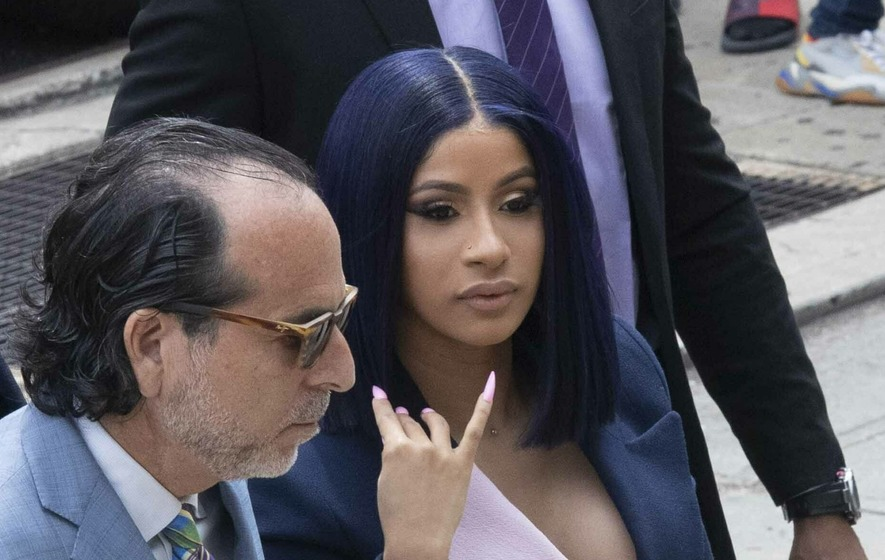 Cardi B pleads not guilty to new charges over strip club brawl