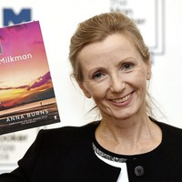 Anna Burns scoops Orwell award for Milkman