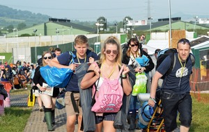 Glastonbury Festival to open gates to campers for 49th year