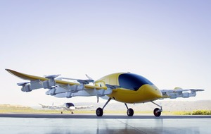 Boeing to work on flying taxis with US firm Kitty Hawk