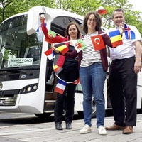Belfast-Glasgow express coach service woos international visitors