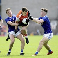 Niall Grimley and Andy Murnin doubts for Armagh