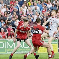 Tyrone's Cathal McShane confident of beating Kildare