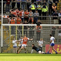 Aaron Kernan hails impact of Jarlath Og Burns and Rian O'Neill with Armagh