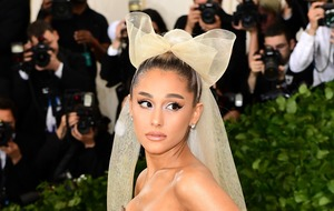 Ariana Grande celebrates 26th birthday with risque photo