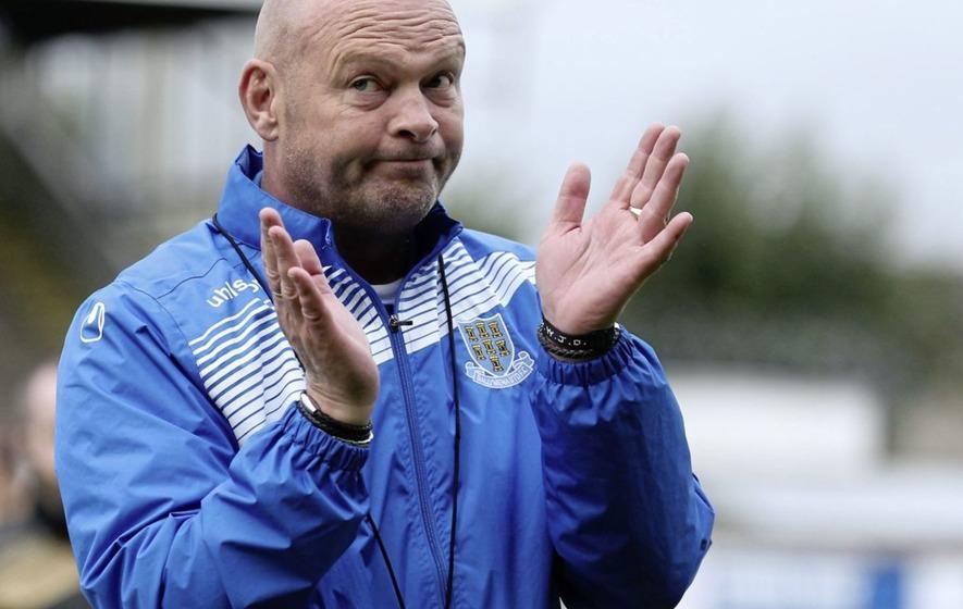 Progress for Ballymena in Europa League would be a bonus says David Jeffrey  - The Irish News