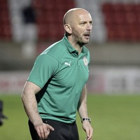 Cliftonville need to keep the tie alive against Barry Town says manager Paddy McLaughlin