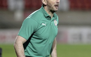 Cliftonville need to keep the tie alive against Barry Town - Paddy McLaughlin