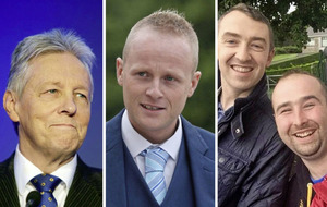 Peter Robinson could be called as witness in Jamie Bryson and Daithí McKay Nama case