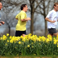 Boosting your exercise in middle age will help you live longer, study suggests