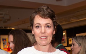 Olivia Colman turns singer for BBC Children In Need