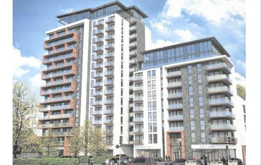 New 17-storey Belfast apartment complex set for planning ...