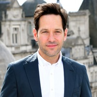 Paul Rudd 'sliming' himself with joy as he reveals Ghostbusters casting