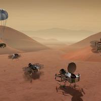 Nasa to send spacecraft to Saturn's largest moon Titan