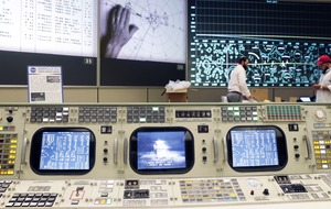 Restored Nasa Mission Control comes alive 50 years after Apollo