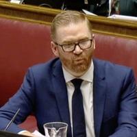 DUP's Simon Hamilton quits politics