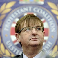 Controversial loyalist campaigner Willie Frazer dies