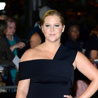 Amy Schumer shares new photo of son Gene in call to support immigration charity