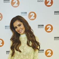 Cheryl: I'd love to sing at Glastonbury Festival